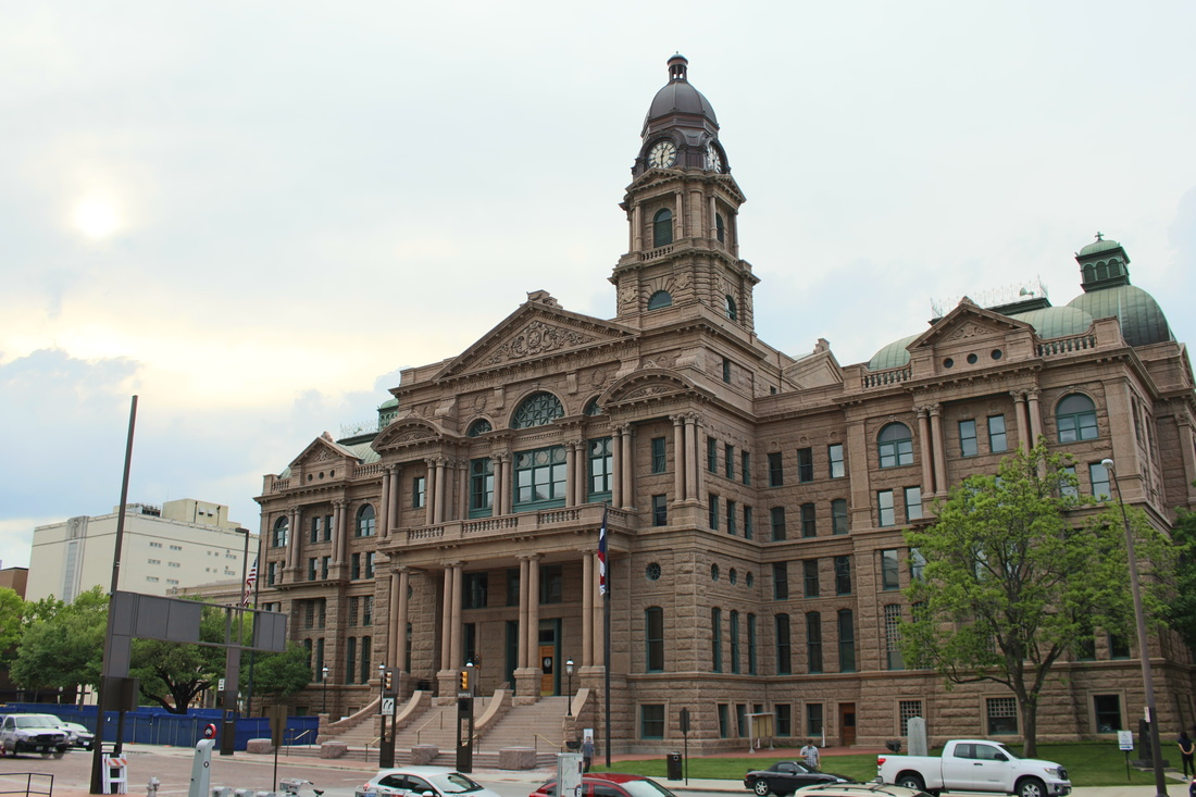 Fort Worth Courthouse