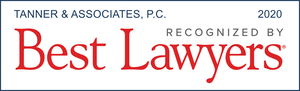 Logo for Tanner & Associates, P.C., Best Lawyers recognition by U.S. News