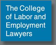 Logo for College of Labor and Employment Lawyers